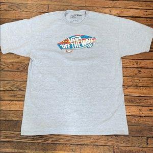 🔥Vans of the Wall T-shirt Sz XL🔥
